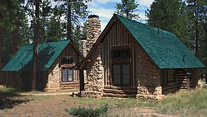 Bryce Canyon Lodge - Deluxe cabins