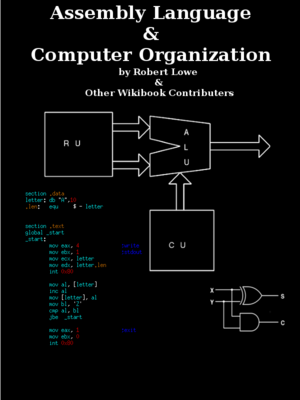 Assembly Language and Computer Organization - Wikibooks