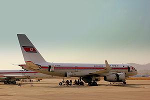 AIR KORYO P632 TUPOLEV TU204-100 AT PYONGYANG SUNAN AIRPORT DPR KOREA OCT 2012 (8192629125)