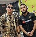 AJ El kallejero, Daddy Yankee.jpg