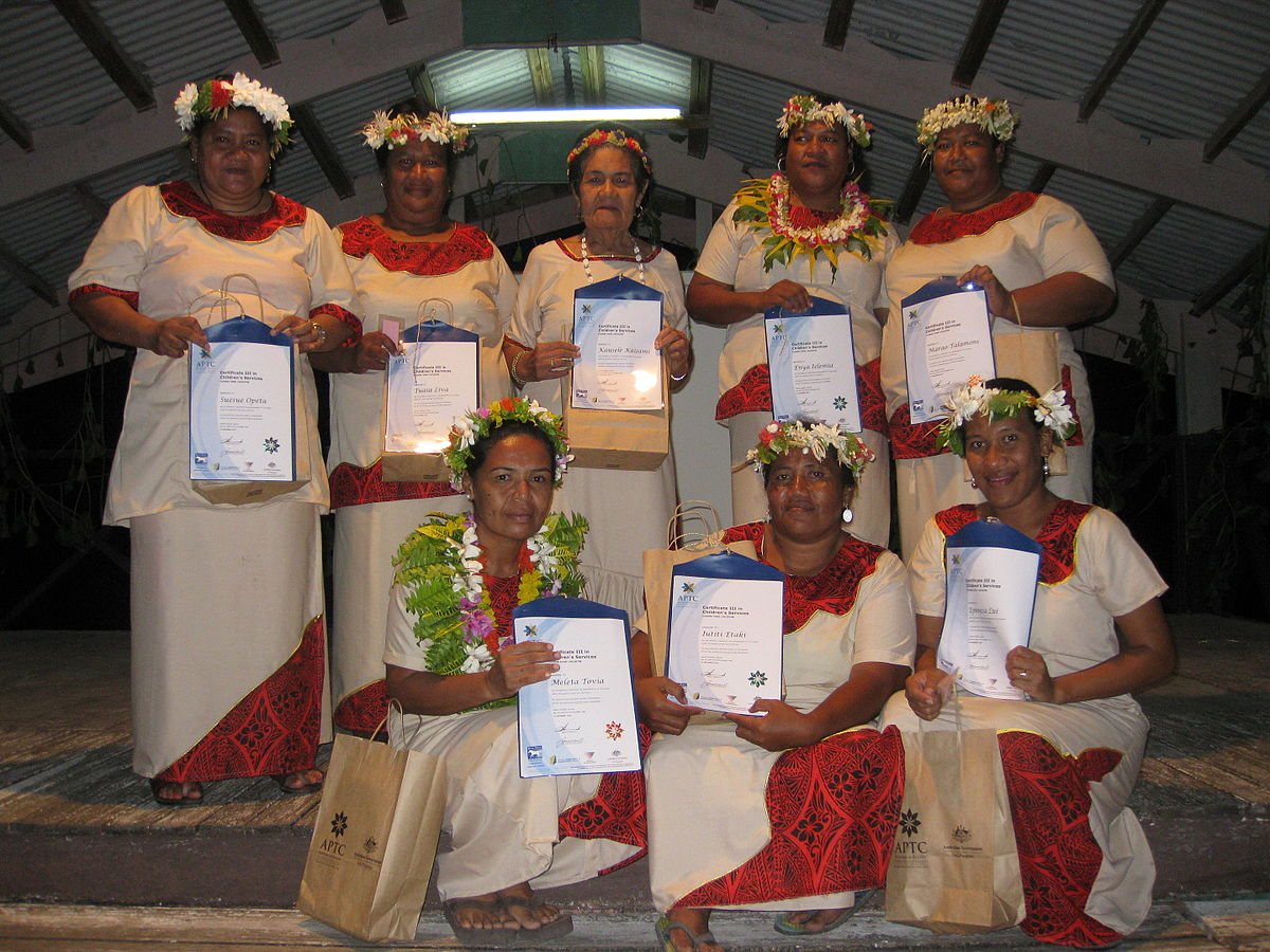 Voting Rights >> Women in Tuvalu - Wikipedia