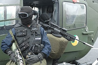 Sniper - Irish Army Ranger Wing snipers
