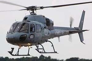 Eurocopter Fennec - A Twin Squirrel of the French Air Force