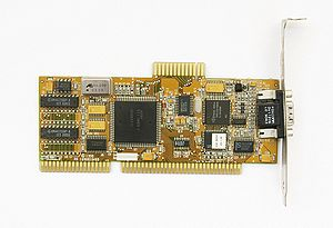 ATI Technologies - ATI VGA Wonder with 256 KB RAM