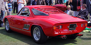 ATS 2500 GT - Image: ATS 2500 GTS Rear view