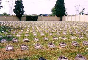 Doberdò del Lago - Austro-Hungarian military cemetery in Doberdò.