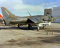 AV-8A Harrier of VX-5 with AGM-122 at China Lake 1981.jpg