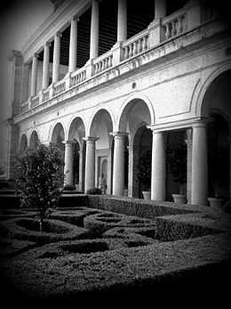 El Escorial in Black & White - Spagna