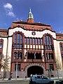 A Megyeháza szecessziós épülete Debrecenben (The secession building of the County Hall in Debrecen) - panoramio.jpg