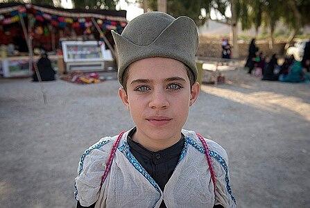 Кашкайцы — Википедия