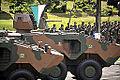 A blindagem do Guarani suporta munições perfurantes, incendiárias e minas anticarro (14465982455).jpg
