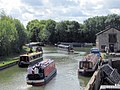 A busy summer afternoon on the Grand Union Canal at Marsworth - geograph.org.uk - 1495231.jpg