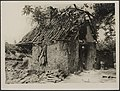 A cottage near the trenches, Bestanddeelnr 158-2335.jpg