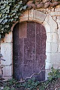 A mysterious door labelled Night friends.jpg