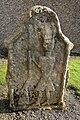 A symbolic stone at Stobo Parish Churchyard - geograph.org.uk - 996697.jpg