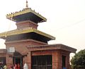 A temple in Pokhara, Nepal.JPG