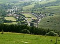 A view over Lewistown and farmland in the Ogmore Valley - geograph.org.uk - 1358158.jpg