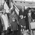 Aankomst en vertrek, ministers, diplomaten, Luns, J.A.M.H., Bestanddeelnr 919-7406.jpg