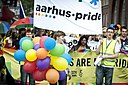 Aarhus Pride, 2012, start of day.jpg