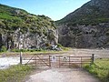 Abandoned quarry near Pittentrail - geograph.org.uk - 871953.jpg