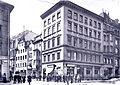 Abb. 26, Leipzig, Gloecks Haus vor dem Abbruch 1909.jpg