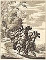 "Abraham Bosse after Claude Vignon, Illustration to Jean Desmarets' ""L'Ariane"", published 1639, NGA 60800.jpg"