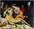 Abraham Janssens I - Mourning of Christ (Matthew 27-59–61, Mark 15-46–47, Luke 23-53–56, John 19-38–42) - M.Ob.1680 - National Museum in Warsaw.jpg