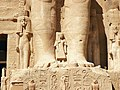 Abu Simbel temple statue legs.jpg