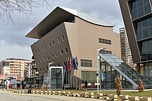 Academy of Sciences and Arts of Kosovo February 2013.jpg