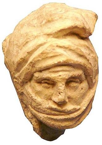 Artabazos I of Phrygia - Achaemenid nobleman wearing the Persia cap.