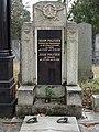 Adam Politzer grave, Vienna, 2016.jpg