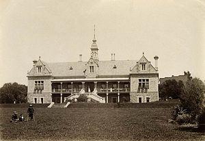 William McMinn - Image: Adelaide Children's Hospital 1889