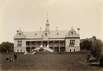William McMinn - Image: Adelaide Children's Hospital 1889