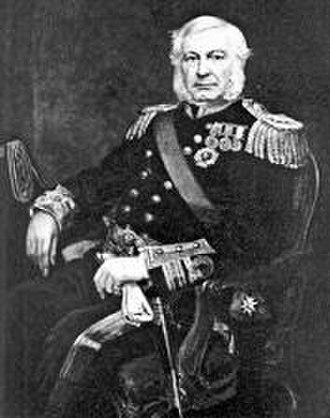 Charles Fremantle - Sir Charles Fremantle
