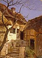 Adolph Tidemand - Old German Farm - NG.M.00302-046 - National Museum of Art, Architecture and Design.jpg