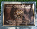 African American Korean War memorial - Arlington National Cemetery - 2011.JPG