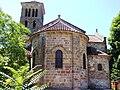 Agonges - Eglise Notre-Dame - Chevet.JPG