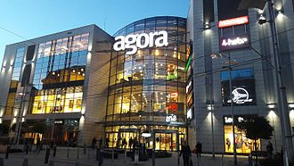 Bytom - Agora Bytom shopping centre