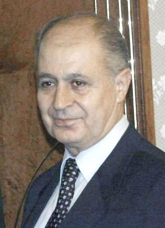 President of Turkey - Image: Ahmet Necdet Sezer