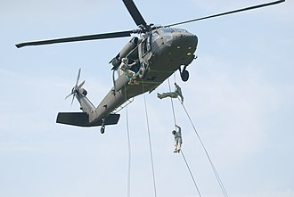 United States Army Air Assault School - Image: Air Assault Training at Camp Edwards, Mass. DVIDS202802
