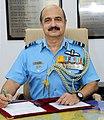 Air Marshal Vivek Ram Chaudhari took over as the Vice Chief of the Air Staff.jpg