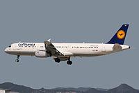 D-AISO - A321 - Lufthansa