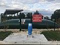 Aire de Ceignes-Cerdon - pompe à incendie bleue.JPG