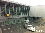 Airport vehicles at Warsaw Frederic Chopin Airport 02.jpg