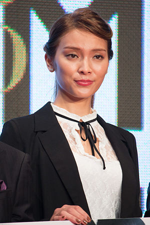 Sayaka Akimoto - Sayaka Akimoto at the 28th Tokyo International Film Festival, in October 2015