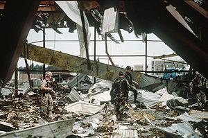 Al Hussein (missile) - Aftermath of the Al-Hussein strike on US barracks