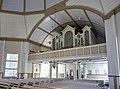 Alajärvi Church organ loft 20180706.jpg