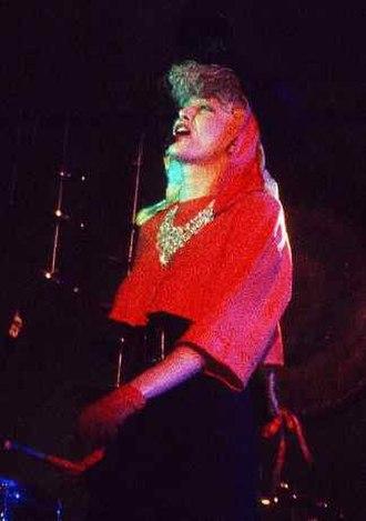 Alannah Currie - Alannah Currie, Bristol, February 1984