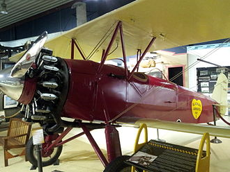Stearman C2 - Image: Alaskan Airways Stearman