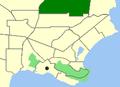 Albany-Walmsley map.png